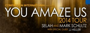 You Amaze Us - 2014 Facebook Cover (851x315)